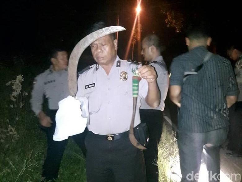 Duel, Remaja di Bogor Tewas Terkena Sabetan Celurit
