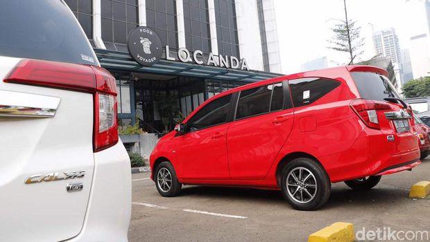 Toyota Calya Coaching Clinic