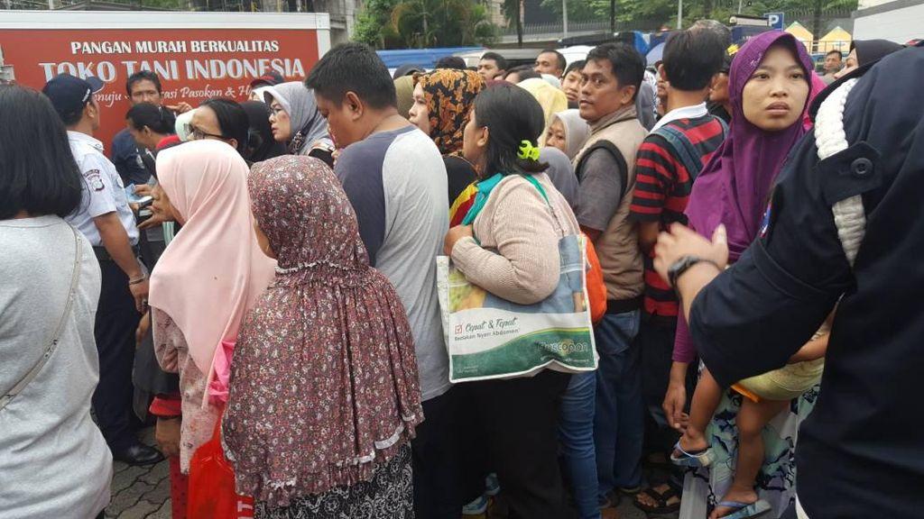 Cari Sembako Murah Berkualitas? Kementan Punya Bazar Murah