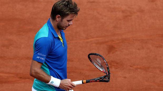 Kalahkan Wawrinka di Final, Nadal Juara Prancis Terbuka