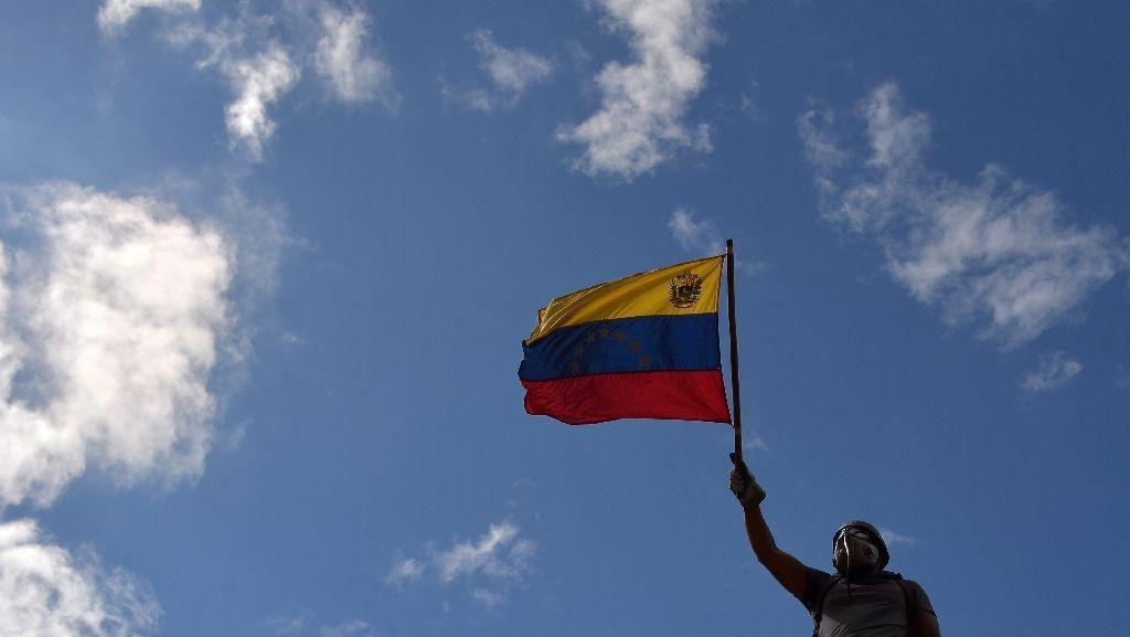 2 Orang Tewas, Korban Jiwa Krisis Venezuela Kini Menjadi 95 Orang