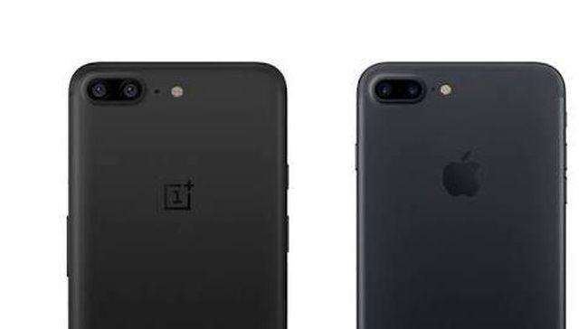 OnePlus 5 Sengaja Dibikin Mirip iPhone 7?