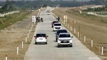Tol Darurat Brebes-Gringsing Dibuka, Kecepatan Kendaraan 30 Km/Jam