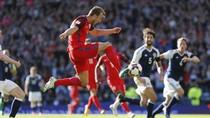 Gol Kane di Masa Injury Time Bawa Inggris Seri 2-2 Lawan Skotlandia