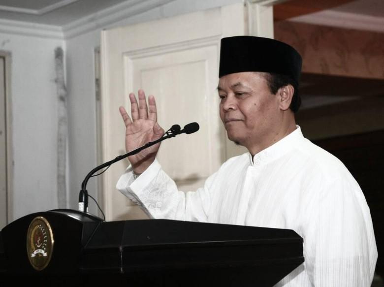 Pimpinan MPR Imbau Aksi Berjalan - Jakarta Presidium Alumni akan mengadakan aksi di depan gedung DPR terkait Perppu Nomor tentang Ormas serta kebangkitan Wakil