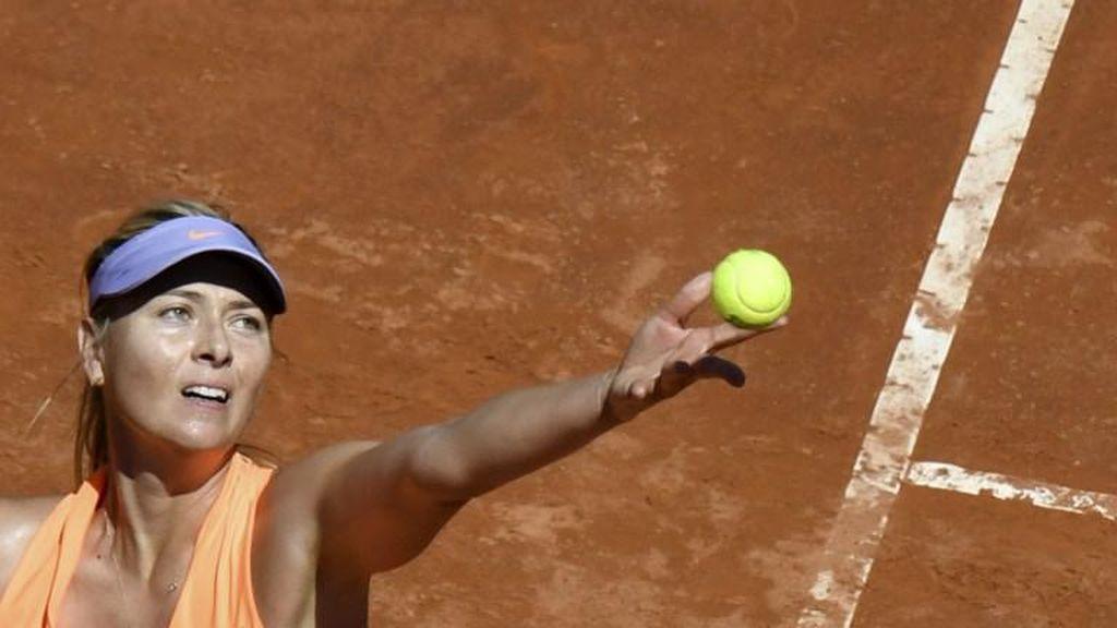 Cedera Otot, Sharapova Dipastikan Absen di Wimbledon