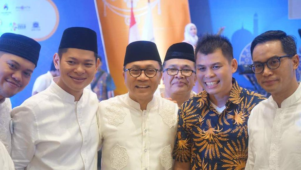Ketua MPR: Ketika Politik Berpecah, Biar Olahraga yang Mempersatukan