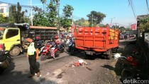 Kecelakaan Beruntun di Pantura Semarang, 3 Pemotor Tewas