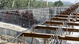 Pembangunan Flyover Kesambi Prupuk Terus Dikebut
