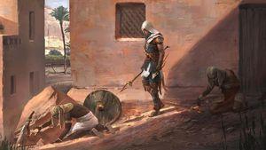 Yang Penting Diketahui dari Assassins Creed Origins