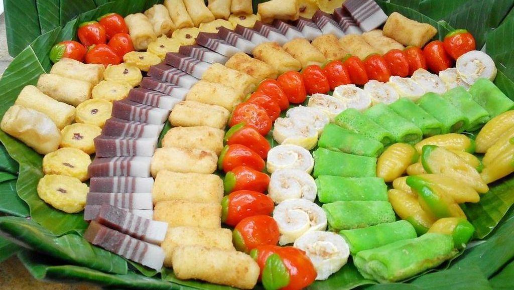 Jajan pasar kue tradisional