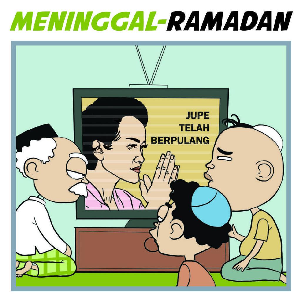 Meninggal di Bulan Ramadan