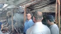 Antisipasi Kebakaran di Pasar, Anies Siapkan Pola Mitigasi