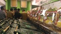 Sidak Swalayan di Kelapa Gading, Dinas Koperasi Cek Parsel