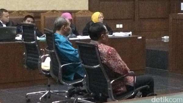 Tak Setor Uang e-KTP, Rekanan Disebut Dimarahi Andi Narogong