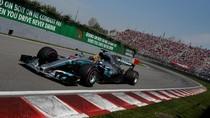 Hasil F1 GP Kanada