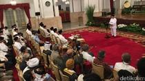 Peringati Nuzululquran, Jokowi Bicara Penanganan Radikalisme