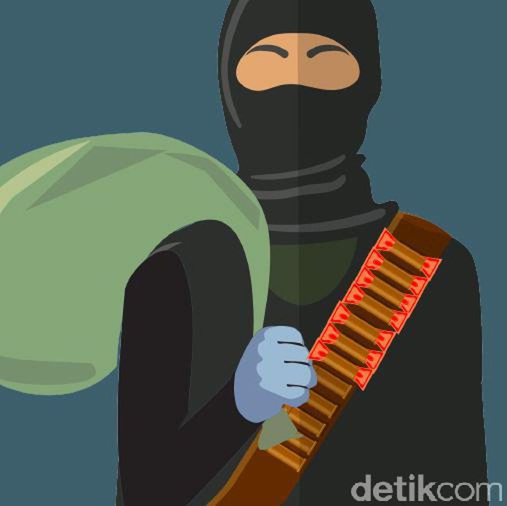 Merampok untuk Danai Terorisme
