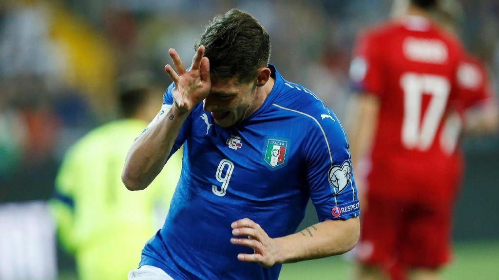 Italia Lumat Liechtenstein 5-0