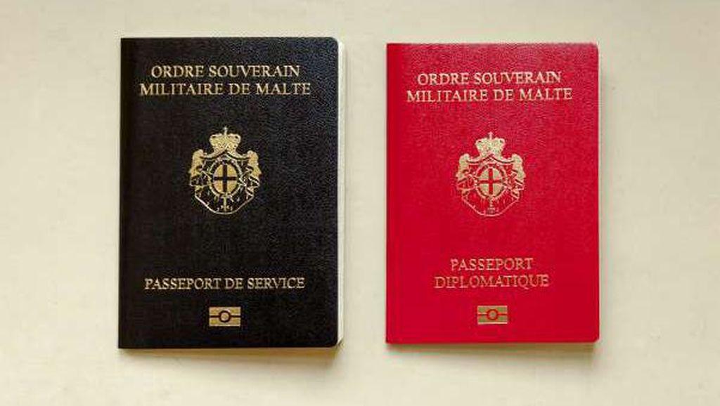 Paspor Paling Langka, Cuma Ada 3 di Dunia