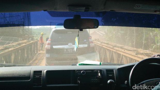 Ini yang Harus Diperhatikan Pemudik di Tol Fungsional Batang-Semarang