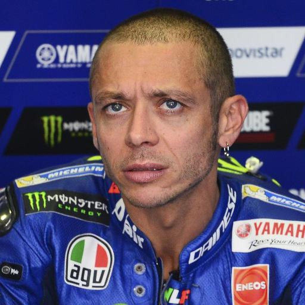 Rossi: Akhir Pekan yang Sangat Menyedihkan