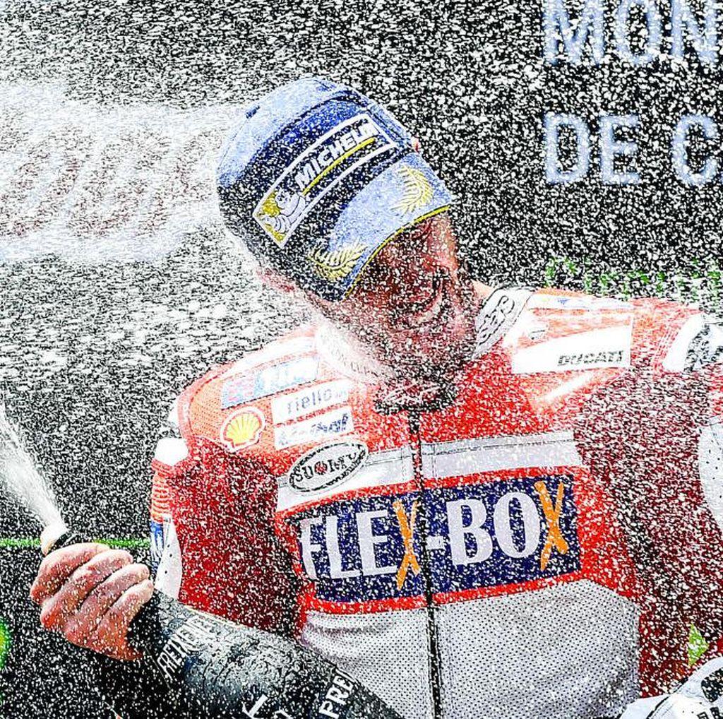 Ducati: Dua Kemenangan Beruntun Tak Terpikirkan Sebelumnya