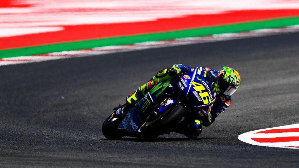 Antusiasme Rossi untuk Balik ke Jalur Positif