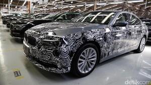 Profil BMW Seri 5 Terbaru untuk Indonesia