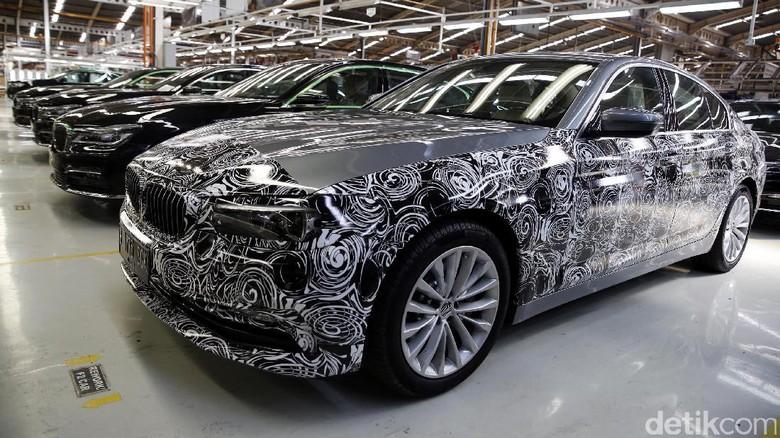 Diproduksi di Sunter, Harga BMW Seri 5 Lebih Terjangkau, Inden Cepat