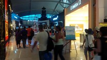 WN Australia Ngamuk di Bandara Ngurah Rai