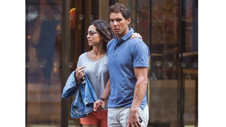 Rafael Nadal: 10 Trofi Roland Garros, 1 Perempuan yang Sama