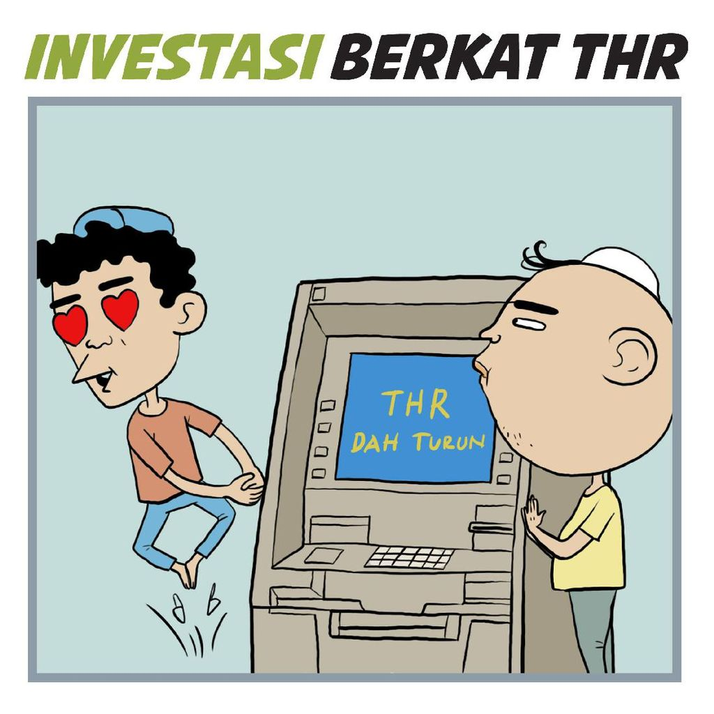 THR Untuk Investasi