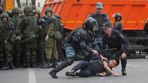 1.500 Orang Ditangkap dalam Unjuk Rasa Antipemerintah di Rusia