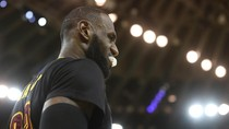 Pahit-Manis LeBron James di Oracle Arena