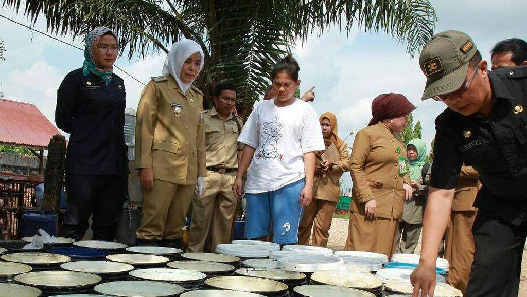 Pemkot Palembang Temukan 2 Rumah Produksi Tahu Berformalin