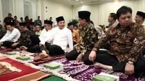 Bukber Bersama KAHMI, JK Pesan Jaga Dunia Islam