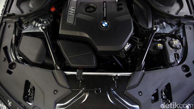 Mesin BMW Seri 5