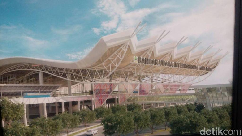 7 Bank Syariah Gelontorkan Rp 906 M untuk Bangun Bandara Kertajati