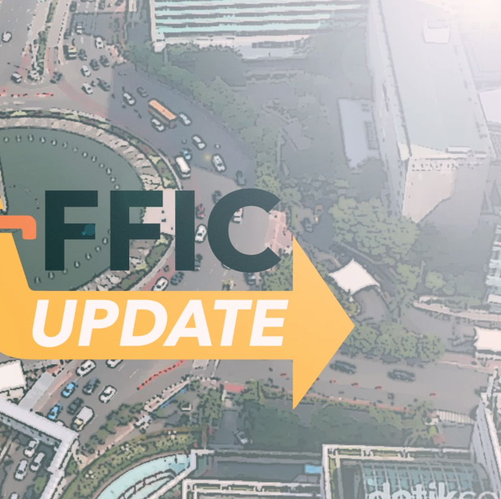 Traffic Update: Puncak One Way ke Jakarta, Simpang Lima Semarang Macet