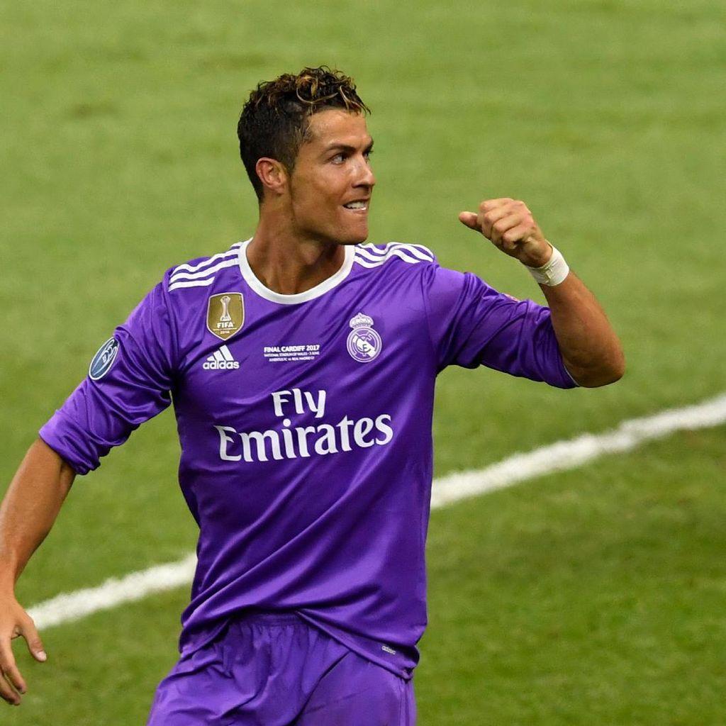 Ronaldo Tetap di Madrid dan Ingin Raih Lebih Banyak Trofi