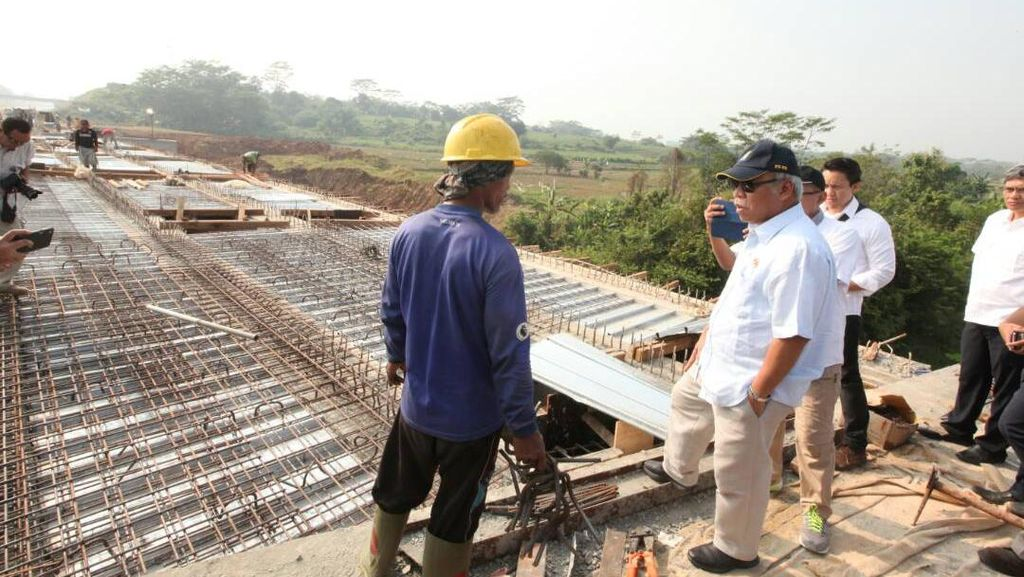Mengintip Kesiapan Jalan Tol Brebes Timur-Weleri untuk Mudik Lebaran