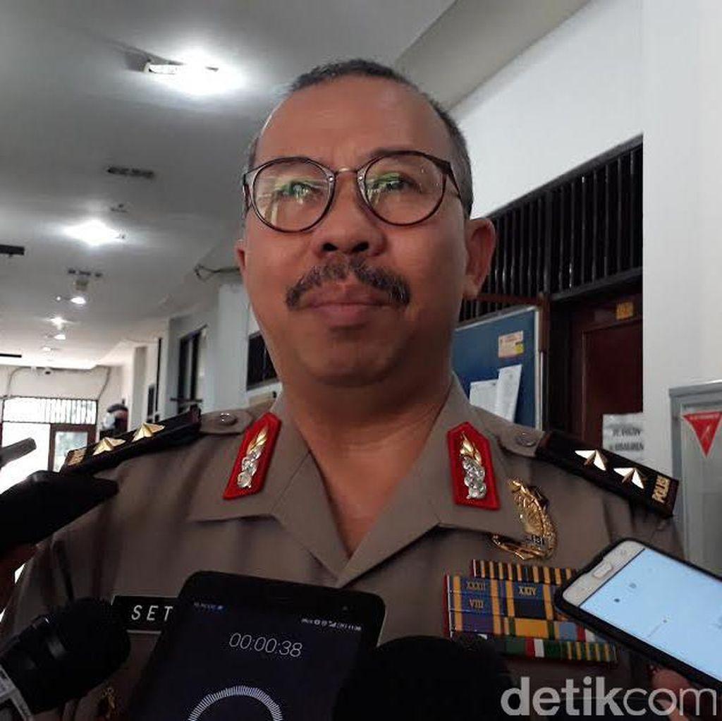 Pelaku Teror di Mapolda Sumut Inisial SP dan AR
