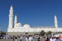 Masjid ini dibangun oleh Nabi Muhammad (Fitraya/detikTravel)