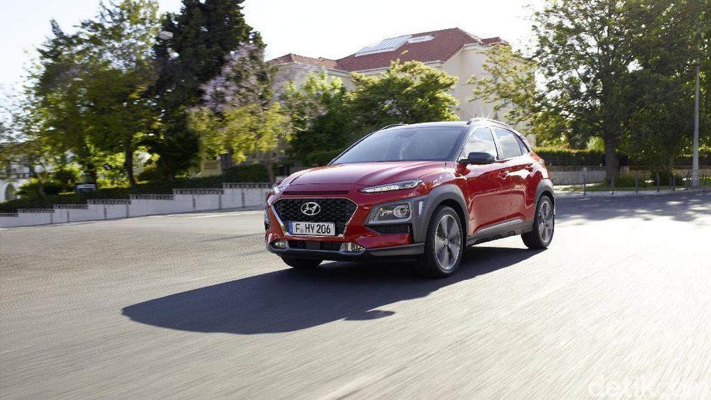 Ini Dia Hyundai Kona, Mobil Pesaing HR-V Cs