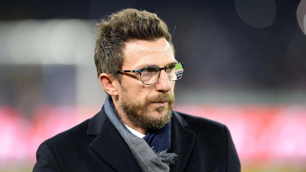 Formasi 4-3-3 Tetap Jadi Andalan Di Francesco di Roma