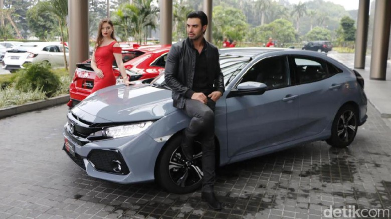 Honda Harap Pengguna Jazz Upgrade ke Civic