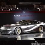 Mesin Ferrari Jadi yang Terbaik Versi IEOTYA