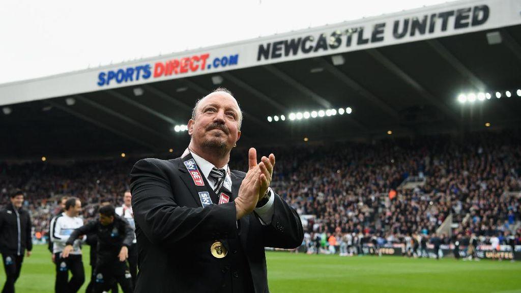 Benitez Nantikan Pertemuan dengan Sang Mantan Liverpool