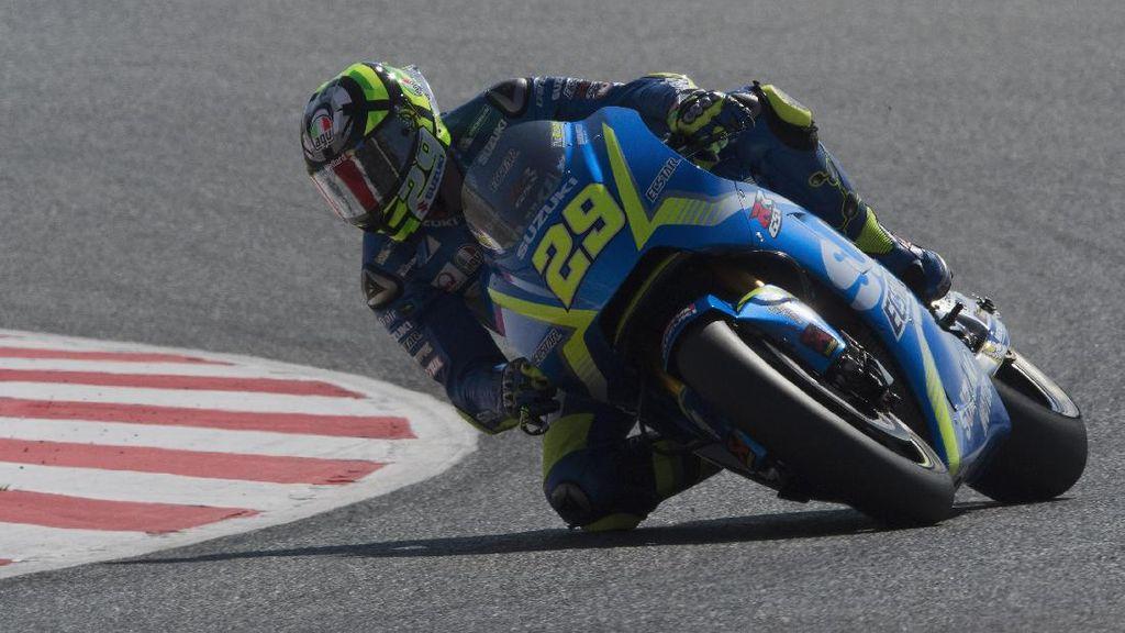 Suzuki Tak Merasa Ada Masalah dengan Perubahan Teknis di Musim Ini
